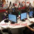 radio channel staff