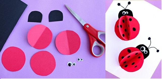 3d-ladybug-craft-idea-for-kids