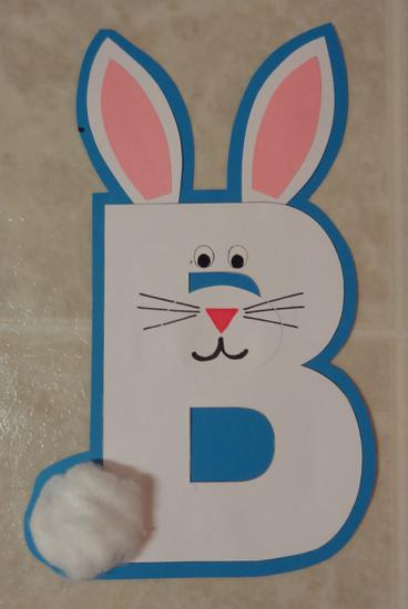 B-is-for-Bunny-free-alphabet-letter -b-printable-crafts-for-preschool
