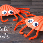 Cute-Crab-craft-for-kids