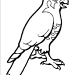 Download Eagle coloring pages ideas for preschool