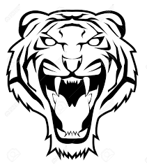 tiger coloring pages for kids preschool and kindergarten