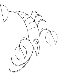 Free printable lobster colouring pages for preschool