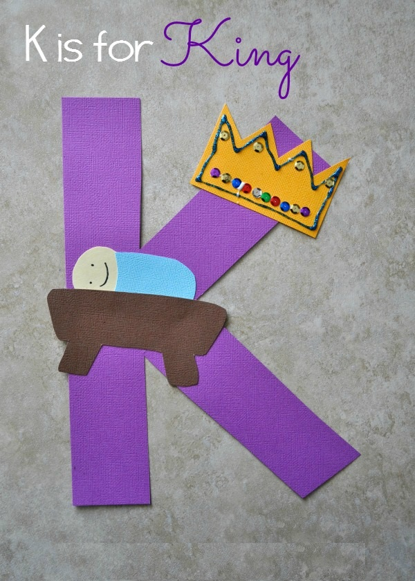 K is for King craft
