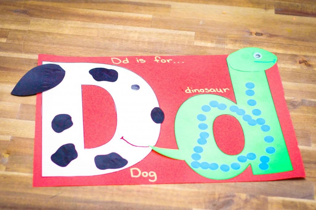 Letter-D-craft-preschool