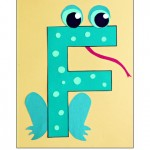 Letter-F-Craft-Frog-for-preschoolers