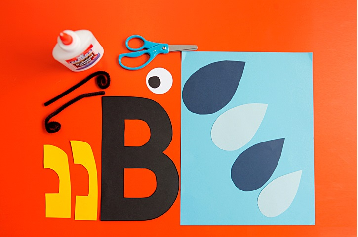Letter-of-the-Week-Craft-Materials-Letter-B-for-preschool