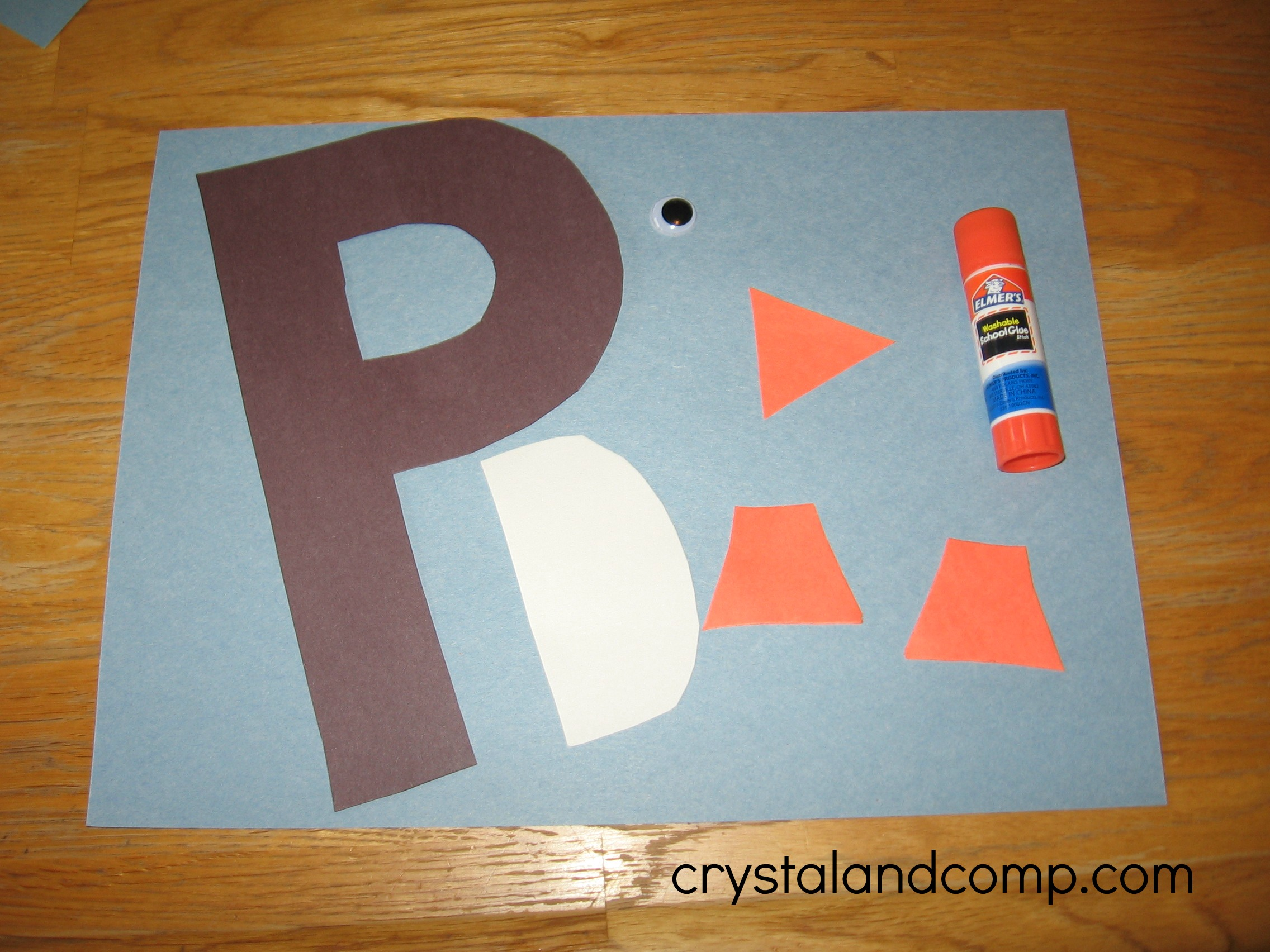 Letter p crafts deas for preschool preschool and kindergarten if you want teach the alphabet easy and fun to kidsyou can use these activities you can also find on this page template for the letter p spiritdancerdesigns Images