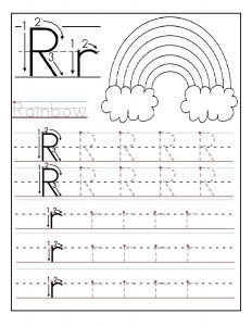 Printable-letter-R-tracing-worksheets-for-preschool