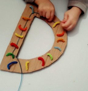 activities that develop fine motor skills