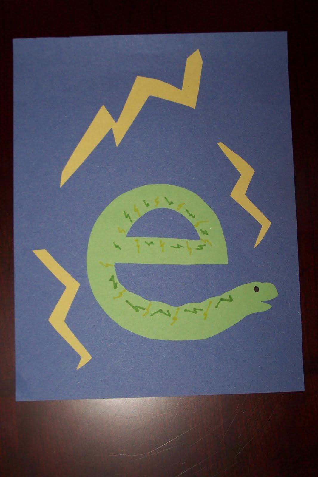 E For Elephant Craft Kids Crafts Pinterest Crafts Elephant