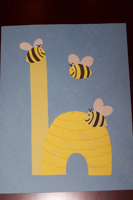 click for other letter crafts