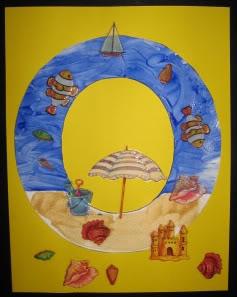 Letter O Craft Activities For Preschoolers