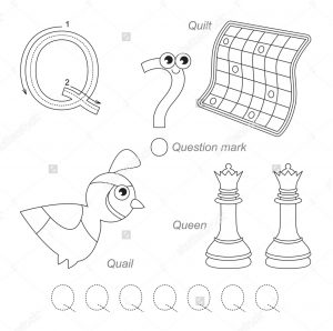 alphabet-letter-q-worksheets
