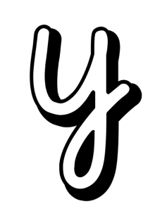 Letter Y Coloring Pages For Kids