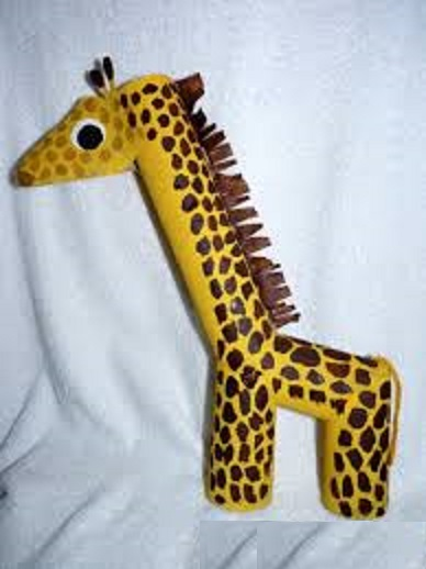 animal craft is for giraffe