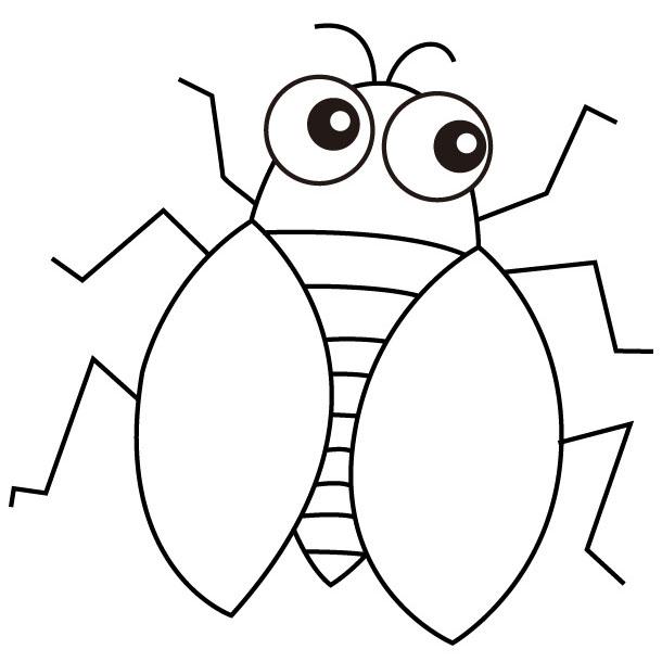 animals-cicada-printable-coloring-pages-for-preschool