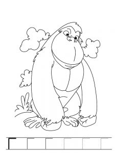 animals-gorilla-printable-coloring-page-for-preschool