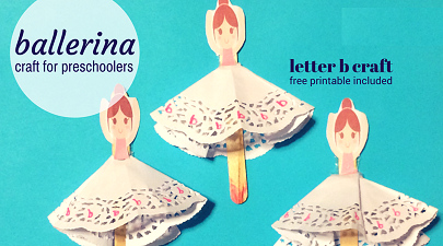 ballerina-craft-for-preschoolers-letter-b-craft-with-free-printable