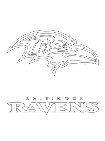 baltimore-ravens-logo-coloring-page