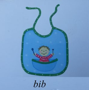 bib picture for kids