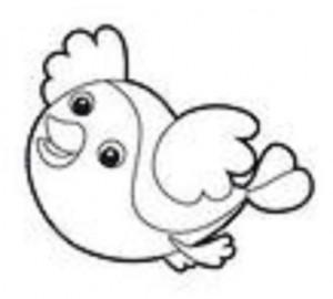 bird coloriage 2