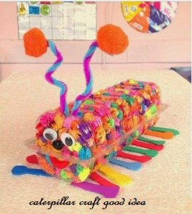 caterpillar activities for kids
