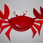 crab craft ideas