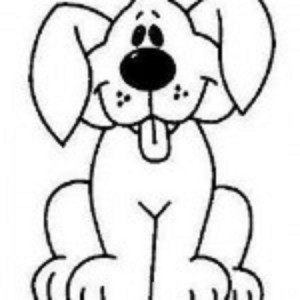 dogs coloring pages - Preschool Crafts