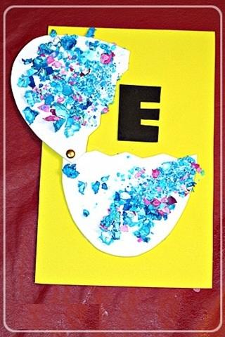 e craft for preschool