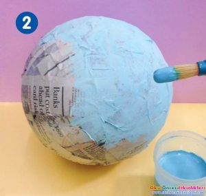 earth day crafts for child