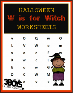 free-Find-a-Letter-W-is-for-Witch-worksheet