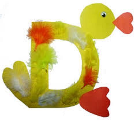 free-alphabet-letter -d-printable-crafts-for-kindergarten