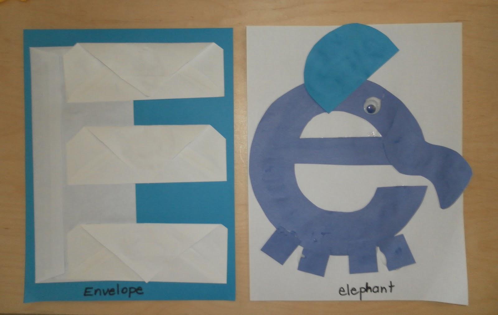 free-alphabet-letter -e-printable-crafts-for-kids