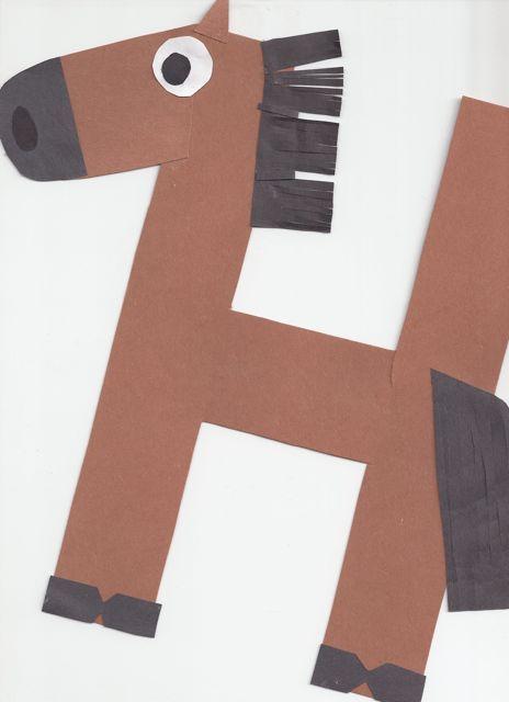 free-alphabet-letter -h-printable-crafts