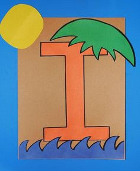 free-alphabet-letter -i-crafts