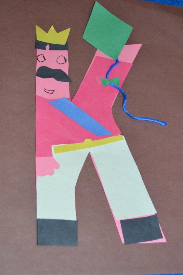 free-alphabet-letter -k-crafts-for-kindergarten