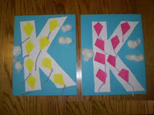 free-alphabet-letter -k-printable-crafts-for-preschool