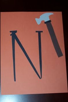 letter n preschool craft letter n crafts preschool and kindergarten 507
