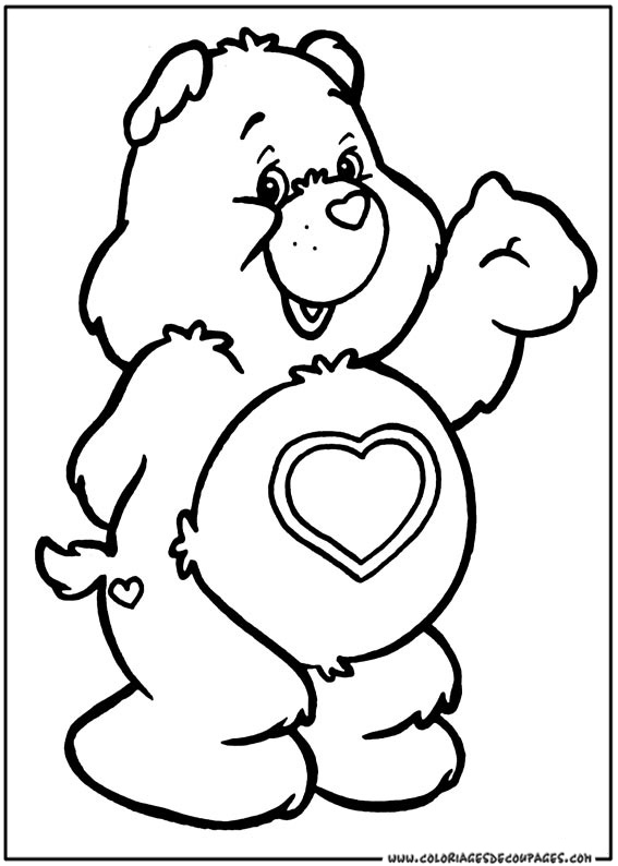 free-animals- bear -printable-coloring-pages-for-preschool