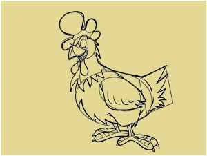 free-animals-cock-printable-coloring-page-for-preschool