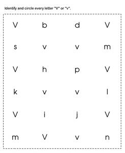 free-identifying-lowercase-and-uppercase-letter-v-for-kindergarten
