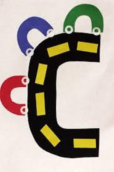 free letter c craft ideas