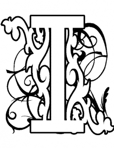 free-letter i coloring pages-for preschool