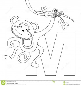 free letter m coloring-pages for preschool