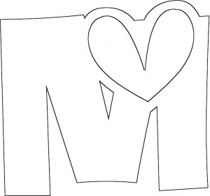free-letter-m coloring-pages for preschool