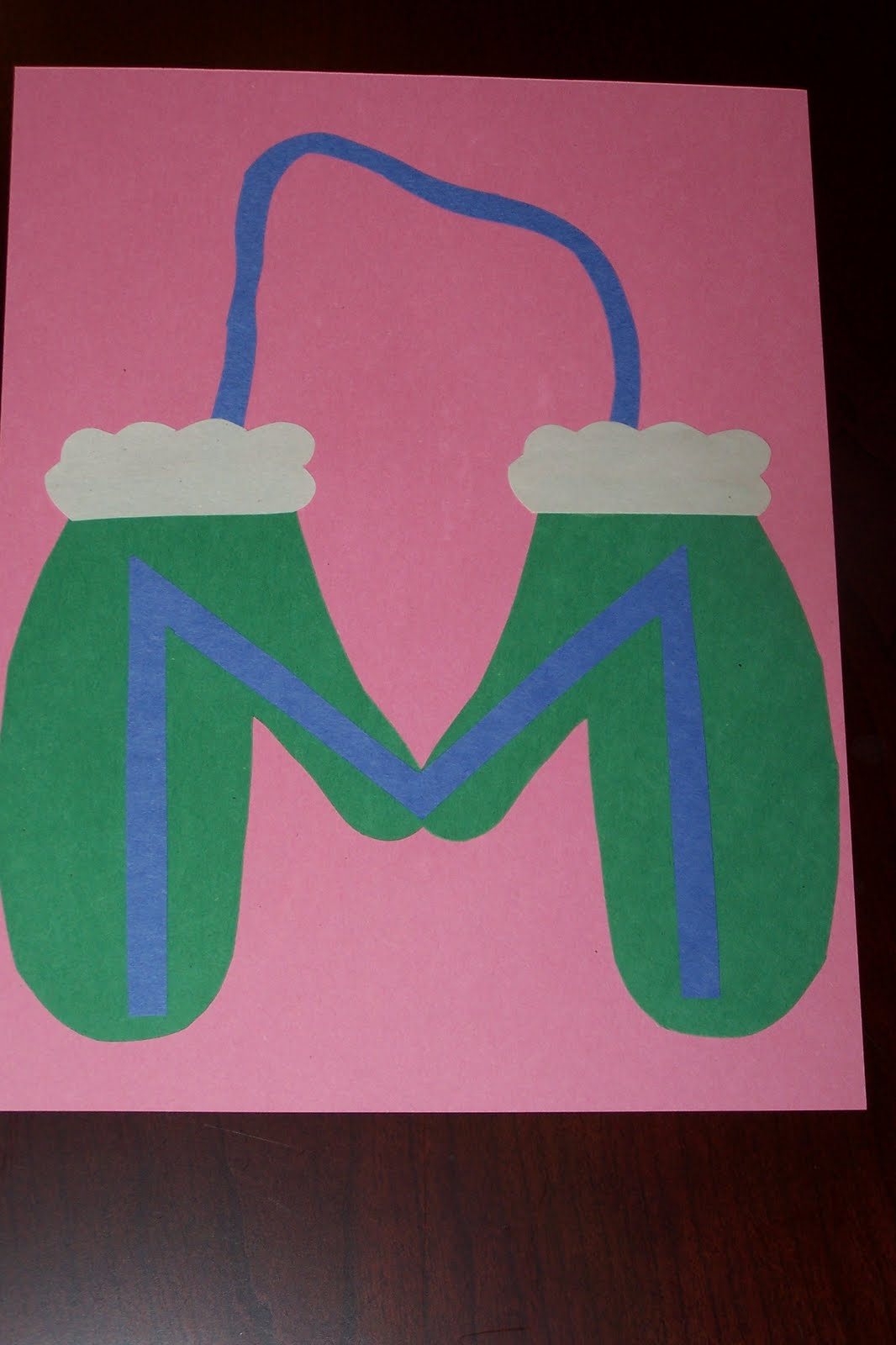 Letter M Crafts - Preschool and Kindergarten
