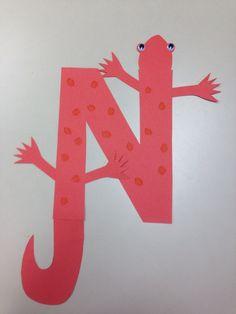 free-letter-n-crafts