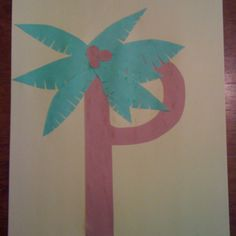 free letter p craft ideas