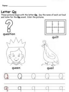 free_letter_q_worksheets